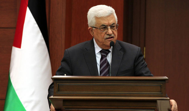 Abbas'tan İsrail'e barış şartı