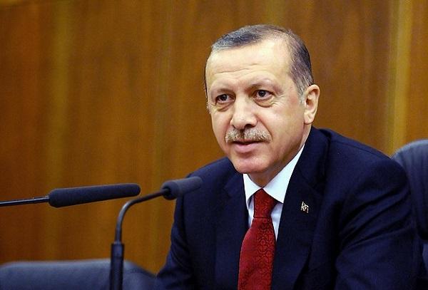 Erdoğan: Küresel güç olma hedefimiz yok!