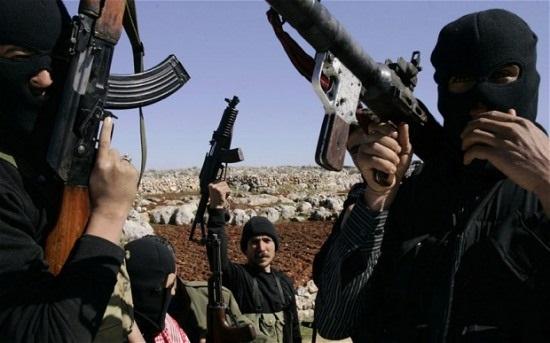 Suriye'de yeni bir muhalif oluşum kuruldu