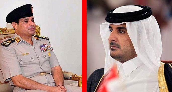 Şimdi de Mısır - Katar krizi kapıda