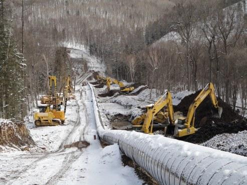 Kırgızistan, Çin'in boru hattı yapmasını onayladı