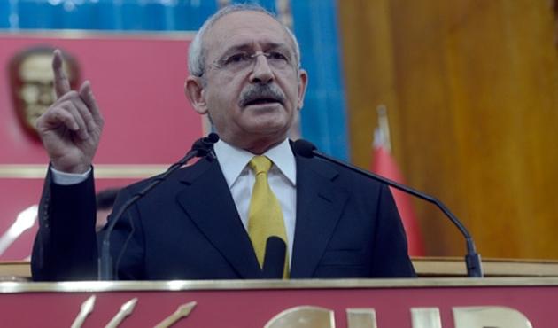 Kılıçdaroğlu, HDP ile ittifakı reddetti