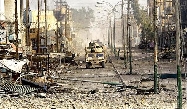 Fellucelilerden Irak ordusuna tepki