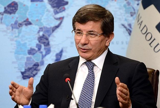 Davutoğlu bu gece Ukrayna'ya gidiyor