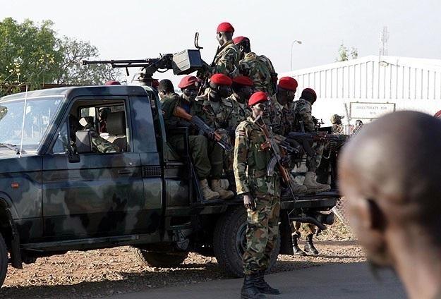 Uganda ile Sudan arasında gerginlik