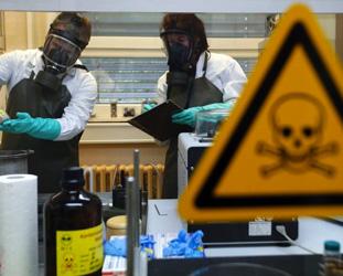 ABD: Suriye kimyasal silahların imhasında ayak sürüyor