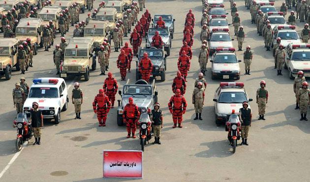 Mısır'da referandum günü