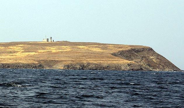 'Sahibinden satılık' 800 dönümlük ada