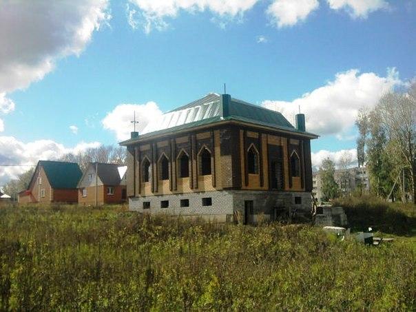 Rusya'da cami yapımına engel