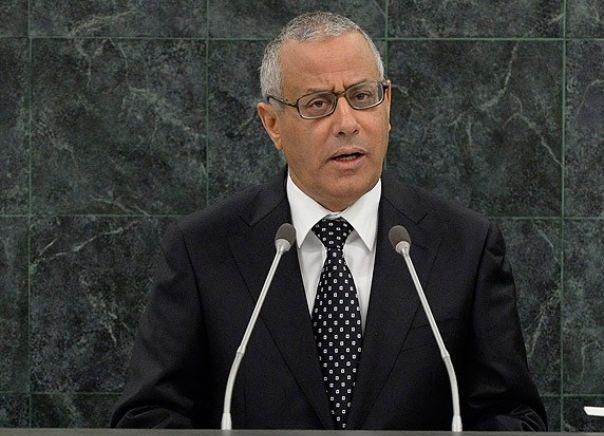 Libya başbakanı Zeydan ifadeye çağrıldı
