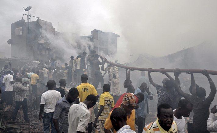 Nijerya'da bombalı saldırı: En az 71 ölü