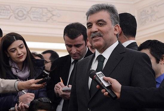 Gül'den HSYK'yı veto cevabı: Önce bir çıksın!