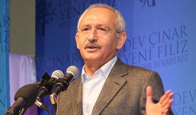Kılıçdaroğlu, Erdoğan'ı 'rüşvet'le itham etti