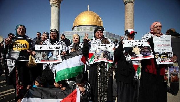 Kudüs Komitesi'nden BM'ye mektup