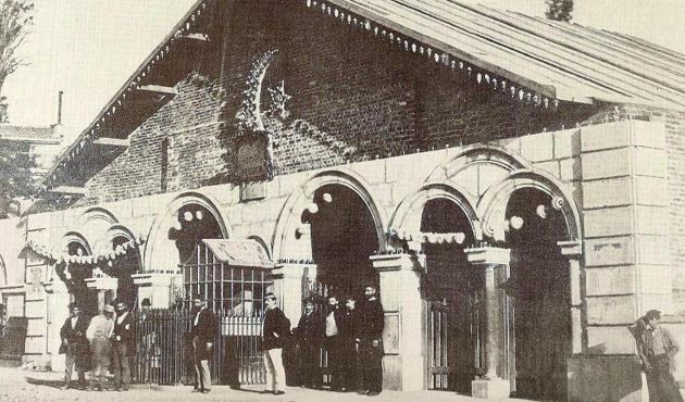 Dünyanın ikinci metrosu bugün İstanbul'da açılmıştı