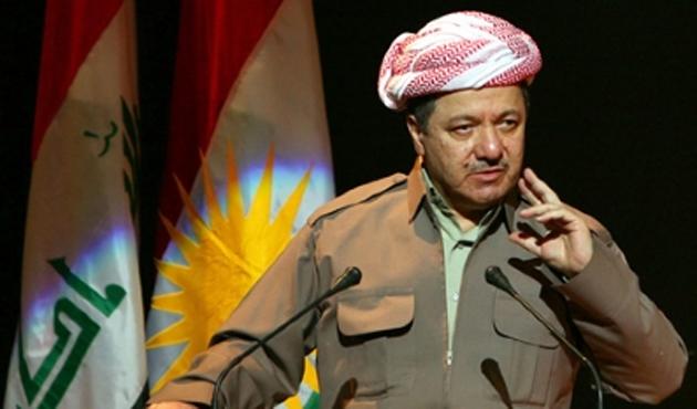 Mesut Barzani'den PYD'ye kanton tepkisi