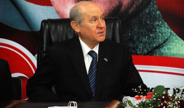 Bahçeli: AK Parti'yi 40 defa yıkayacağım