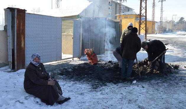Doğu Anadolu'da kara kış: Kars eksi 35 derece