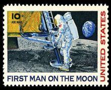 Hatıra pullarında uzay çalışmaları tarihi