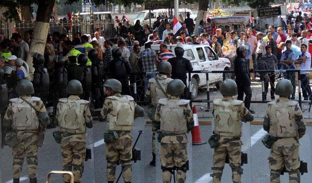 Ezher yakınlarında silahlı saldırı