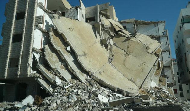 İsrail Filistinlilerin evlerini yıkıyor