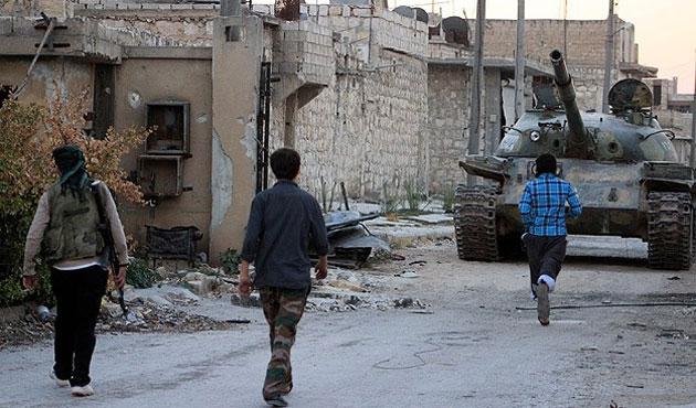 Suriye'ye BM Barış Gücü yeniden gündeme geldi