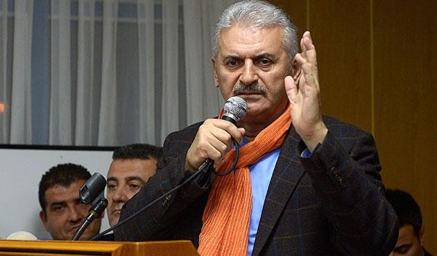 Binali Yıldırım İzmir için 1414 projesini açıkladı