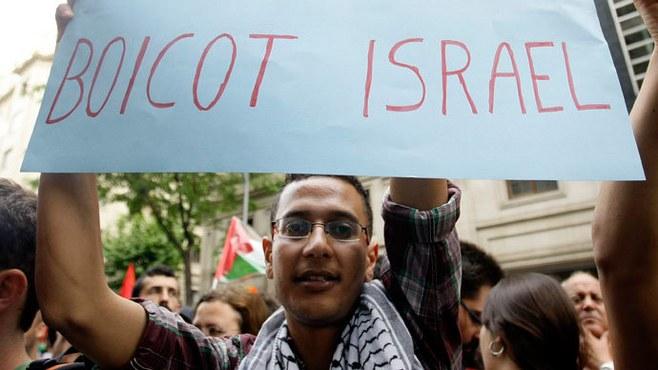 İsrail'i boykot kampanyası yayılıyor
