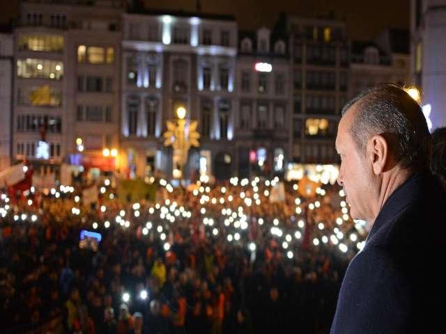 Erdoğan Brüksel'den seslendi: Sessiz mi kalacağız?