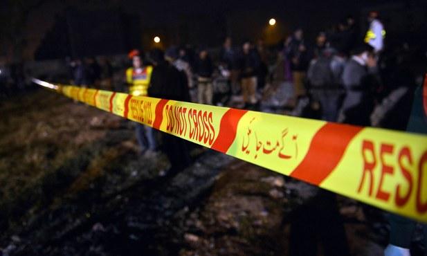 Pakistan'da bombalı saldırı: 22 ölü