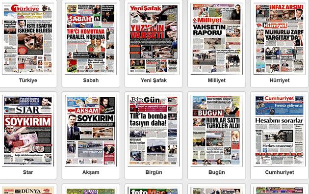 Gazeteler işkenceyi nasıl gördü?