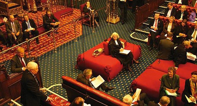 İngiliz Lordlar Kamarası AB referandumunu reddetti