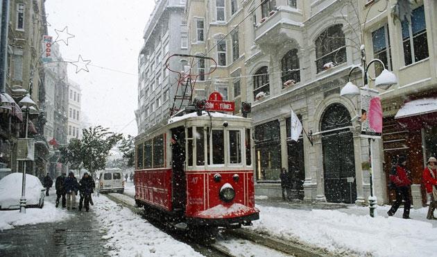 Marmara ve Ege'de aşırı soğuk hava bekleniyor