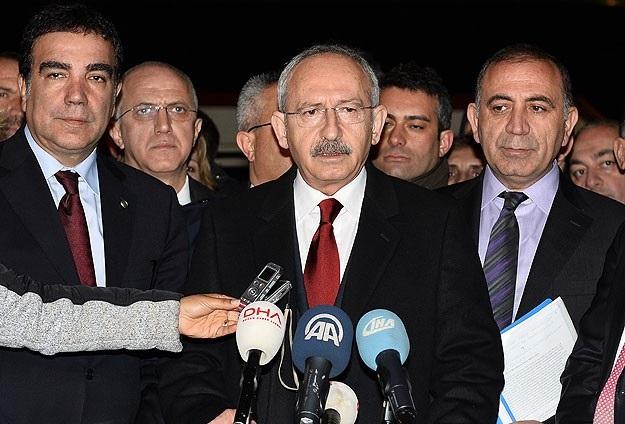 Kılıçdaroğlu'dan Başbakan'a Şangay çıkışı