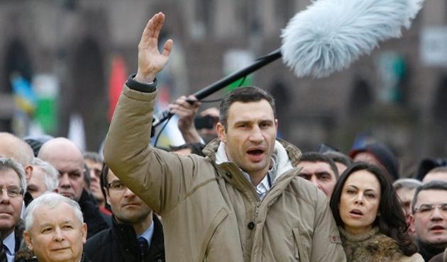 Ukrayna muhalefet lideri Almanya ile ilişkili çıktı