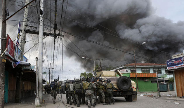 Filipinler'de çatışmalar sürüyor: 40 ölü