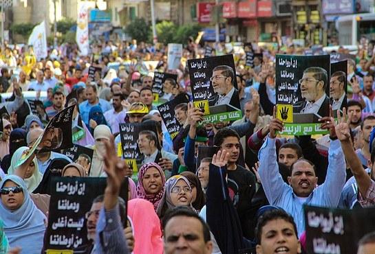 Mısır'da darbe karşıtları gösteri çağrısı yaptı