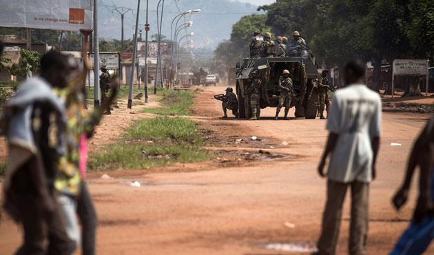 Orta Afrika'da 70 kişi öldü