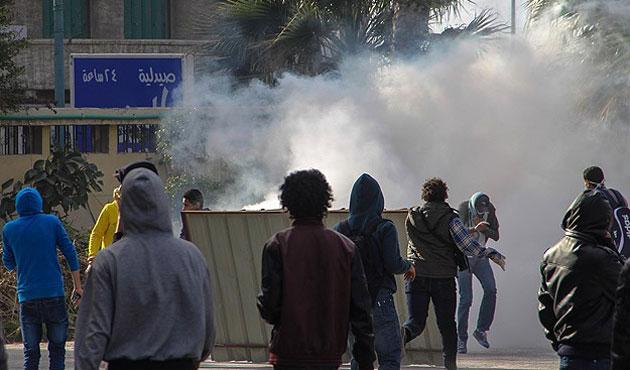 Mısır'da Cuma eylemlerinde 1 gösterici öldürüldü