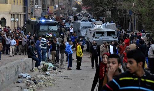 Mısır'da direniş ve şehitlere vefa eylemleri
