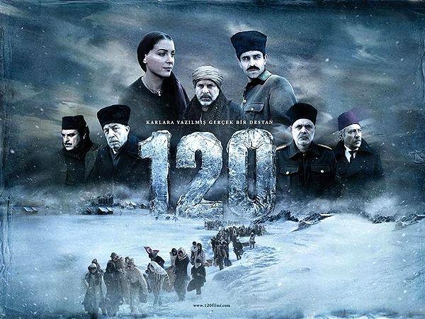 120 cesur çocuğun öyküsü