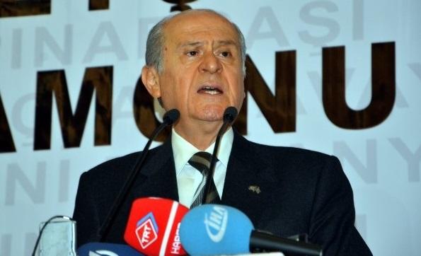 Bahçeli: Şükür ki AKP'nin oyları düşüyor