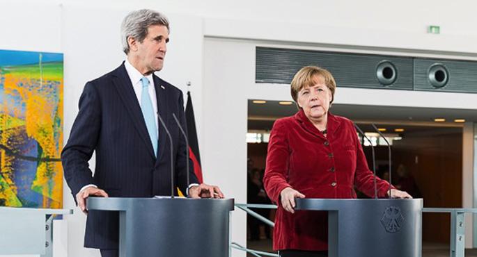Kerry, Almanya ile yenilenme yılı istiyor