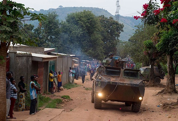 BM, Orta Afrika'ya para ve asker gönderecek