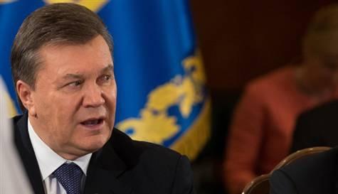 Yanukoviç: AB ile ilişkileri geliştirmek istiyoruz