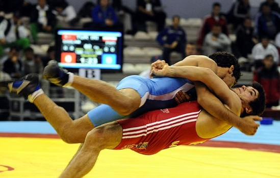 Türkiye, Grekoromen Güreş Turnuvası'nda şampiyon oldu