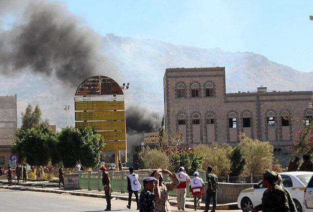 Yemen'de İHA saldırısı: 13 ölü