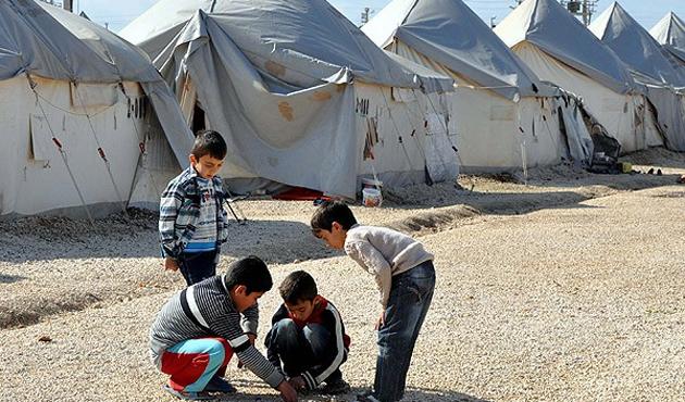 Mülteci çocukların özgürlük hayali