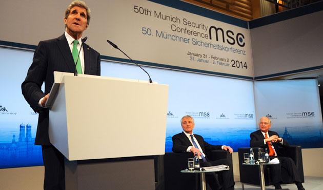 'Çaresizlerin Zirvesi' Münih Güvenlik Konferansı