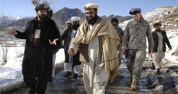 Taliban müzakereleri için son iki adım